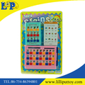New design inteligent funny learning board toy
