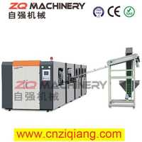 bottle blow molding machine for anti dandruff shampoo with conditioner
