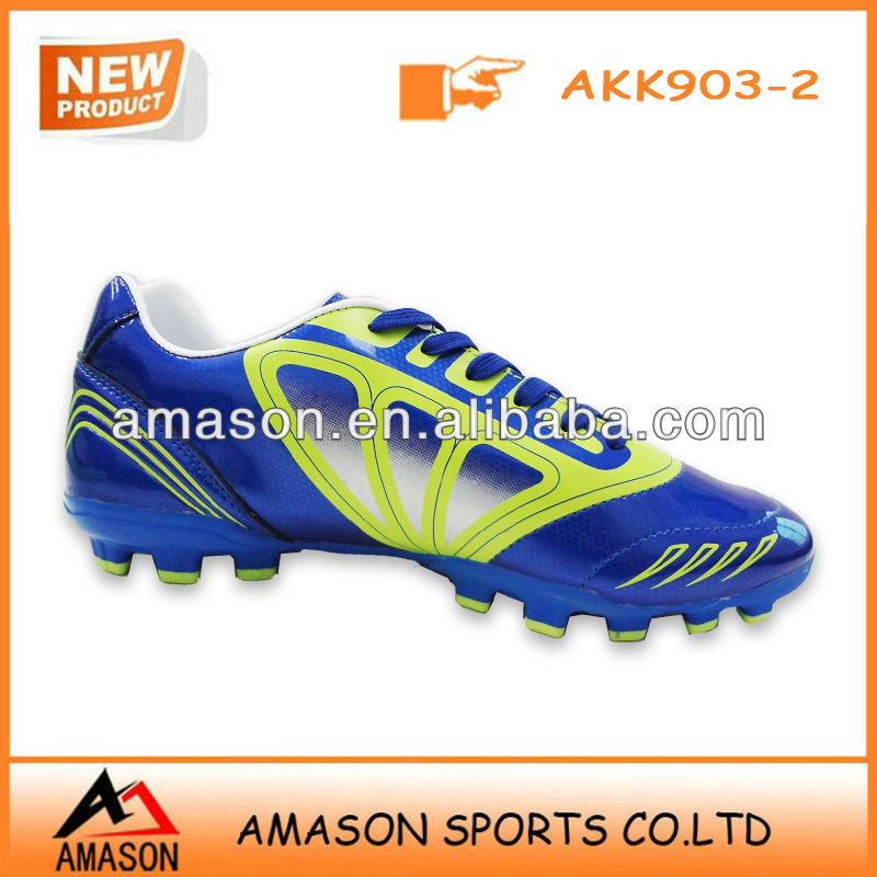 2018 man's fashion buy indoor soccer shoes