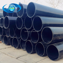 24 inch large diameter black plastic drain pipe for corrosive chemicals