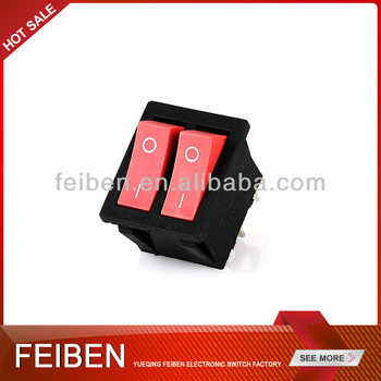 KCD1-104N rocker switch