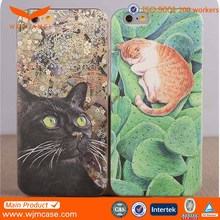 for iphone case printing mobile phone cover. IML custom printing covers for iphone