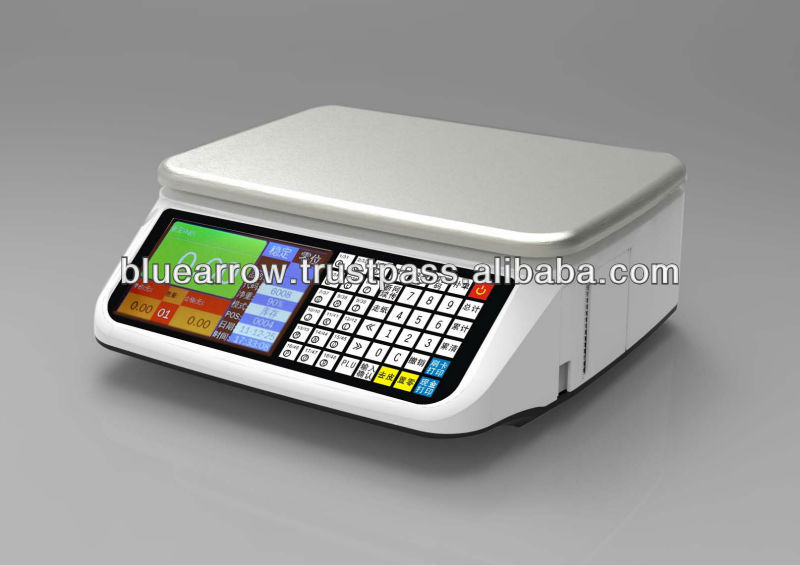 RFID Weighing Scale