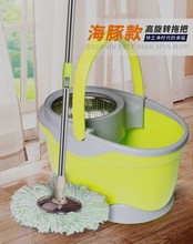 360 rotate easy Mop for floor corner window car cleaning Mop manufacturer