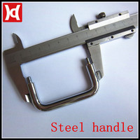 Factory directly cheapest steel metal furniture handle knob / cabinet handle / drawer handle
