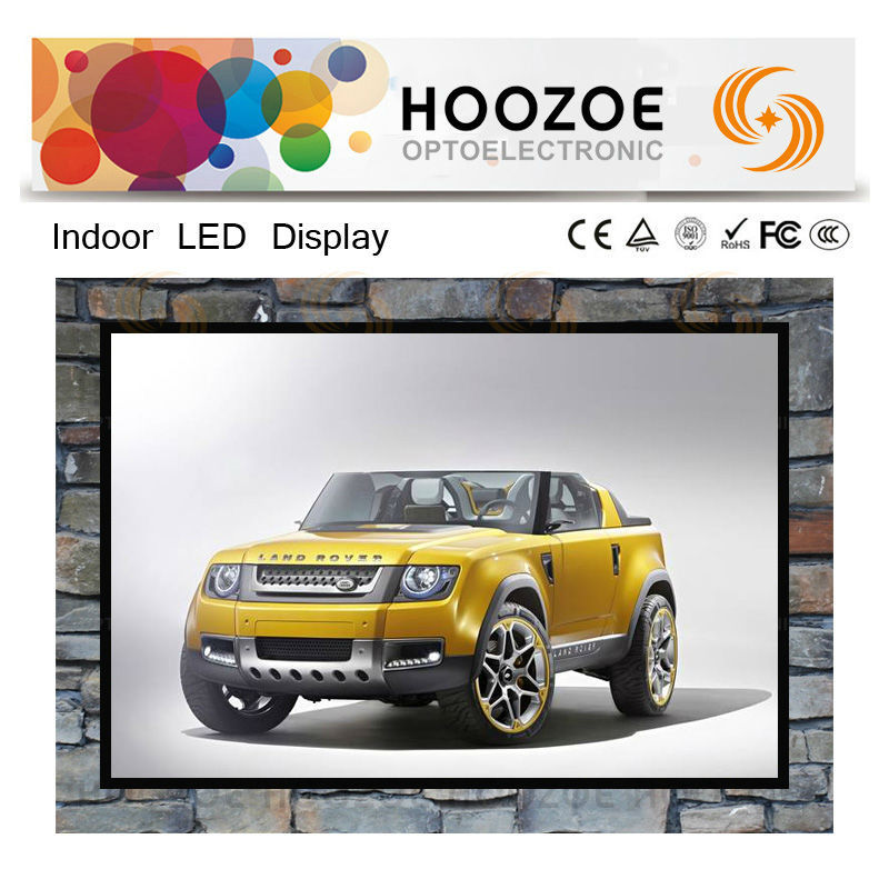 Hoozoe simple Series _P4 led Tv