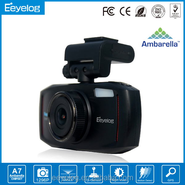 Eeyelog E730 CAR DVR with Driver Fatigue Warning System