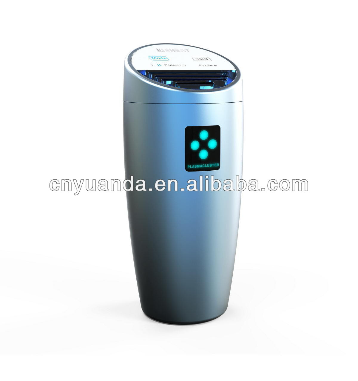 Mini ionizer car air purifier