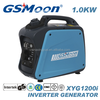 New 1kw 4-Stroke CE and EPA approved 220v portable Inverter Generator