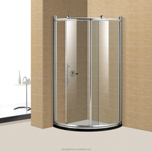 Smooth Sliding Rail Bath Shower Cubicle