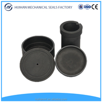 alibaba sale Sintered Silicon Carbide Crucibles for Melting Metal with best price