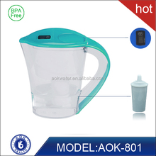 Digital indicator aok-801 mineral Water filter remove fluoride