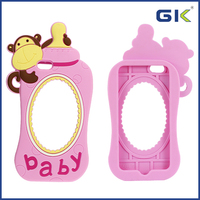 [GGIT] Milk Bottle Silicone Mobile Phone Case For IPhone 6 Cover