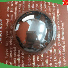 AISI304 316 Wholesale Massage Health Hand Stainless Steel Ball