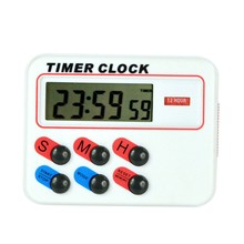 Hot Sale Kitchen Digital LCD Sport Countdown Clock Timer