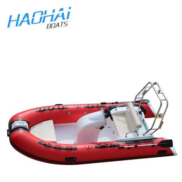 3.9m center console sailing rib boat yacht