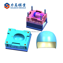 New Products Fashion Customized Childre Motorcycle Helmet Plastic Injection Mould Helmet Mould Maker