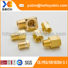 China factory custom brass and copper ring/tube/joint as drawing