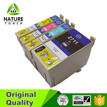 compatible ink cartridge T2711, T2712, T2713, T2714 for Epson inkjet printers