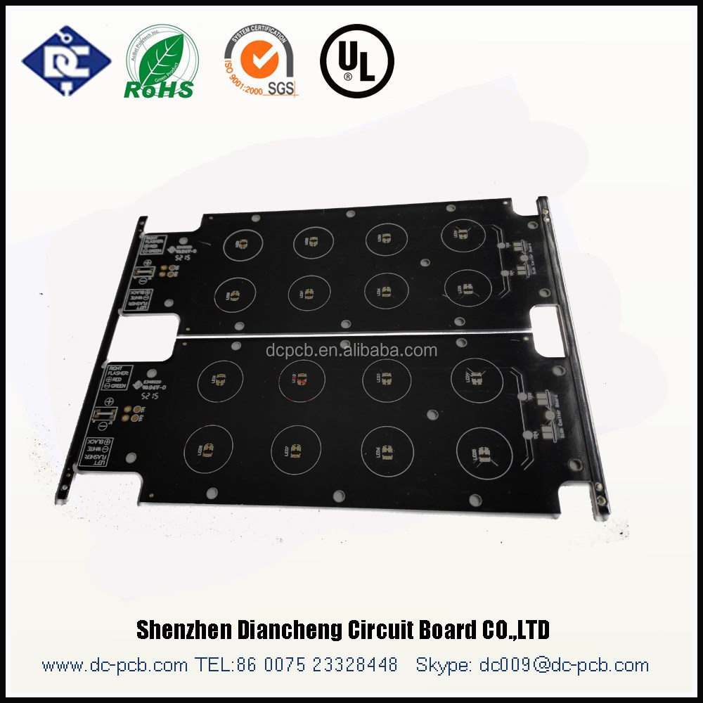 mp5 circuit board and fm radio usb sd card mp3 player circuit board pcb