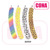Disposable custom banana shape nail file buffer