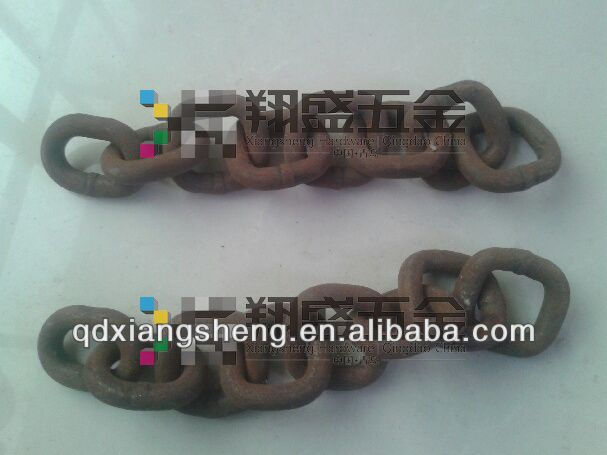 link chain for debarking flail machine