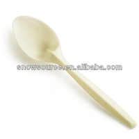Plastic Tableware Appetizer Spoon