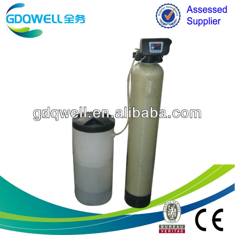1TPH China fiberglass vessel tank with control valve for RO Water purifier, water treatment tank