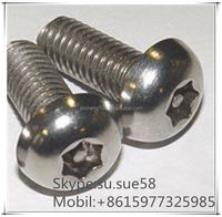 Torx Special bolt ,torx screw made in China