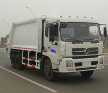 used Good quality DFAC New Compactor Garbage Transport Truck for sale Kenya