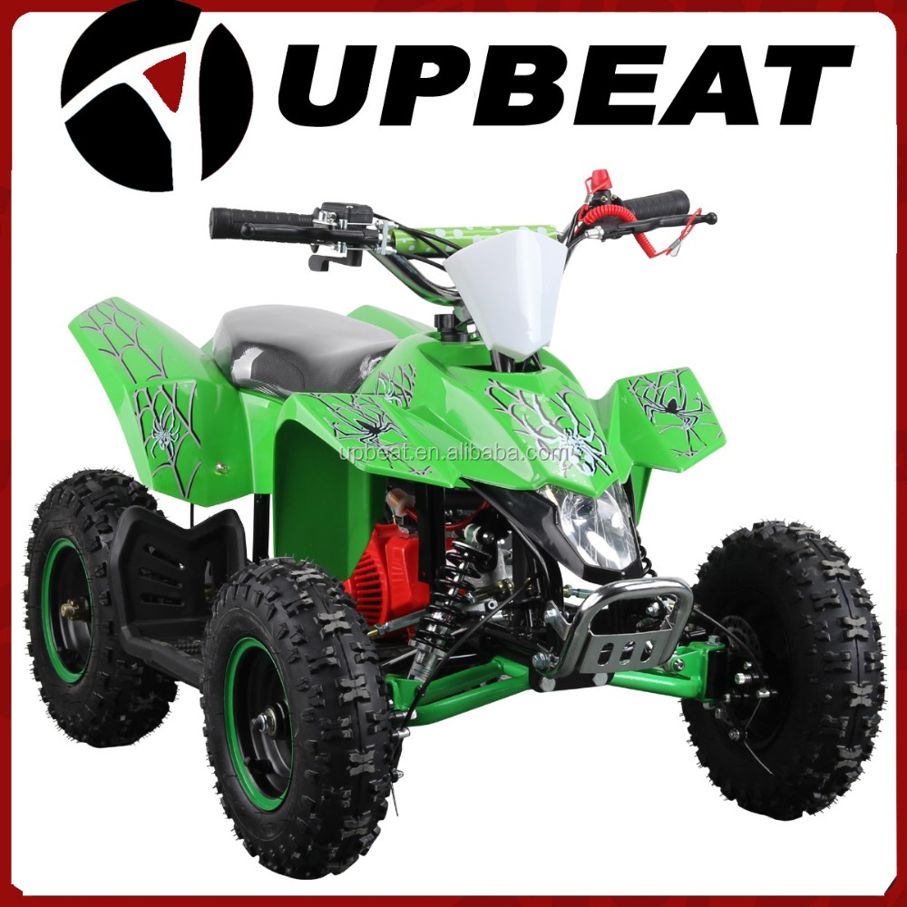 upbeat 49cc gas powered mini atv for kids