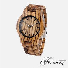 Best Selling Products 2017 Wholesale Custom Made Wood Watch