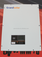 12000W 12KW DC TO AC 110 120 220 230 240 V PURE SINE WAVE 3 PHASES GRID TIE MPPT SOLAR POWER UPS INVERTER