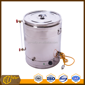 stainless steel honey heating barrel