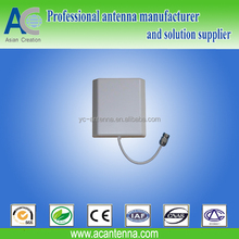 Panel Antenna with Wall-mount Bracket Stand for Indoor and Outdoor