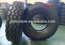 1000r20 high performance duty radial trucks tires tyres,Japan technology and cheap price from GENCOTYRE
