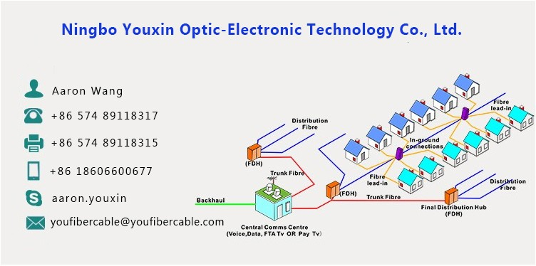 FTTH AGC indoor optical node