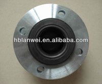 Single sphere Bellow rubber expansion joint for drainage