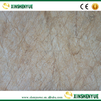 Factory Price Goose Feather Gold Marble Slab Wholesale