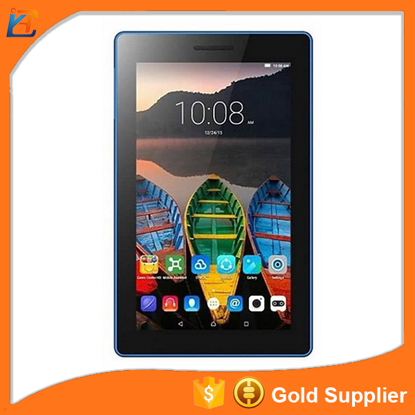 Waterproof high clear screen guard for lenovo tablet pc screen protector