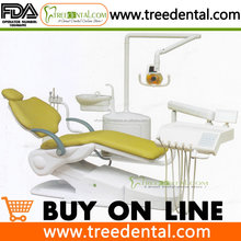 TR-S105 chiina Right/left arm position transferable Dental Chair Unit, FDA & CE approved chair factory directly sell dental unit