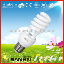 Buy Direct From China Factory Half Spiral 13W Fluorescent Light Bulb