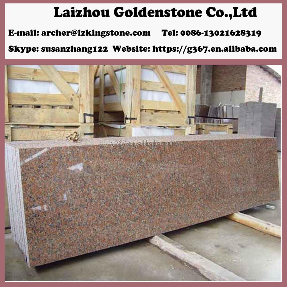 Cheap natural stones Cherry pink Granite G364/ red granite