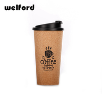 Hot selling biodegradable eco-friendly bamboo reusable coffee cup