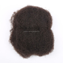 2015 Hot Sale Tangle Free 100% Unprocessed Virgin Human Hair Afro Hair