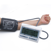 Automatic Arm Blood Pressure Monitor Watch