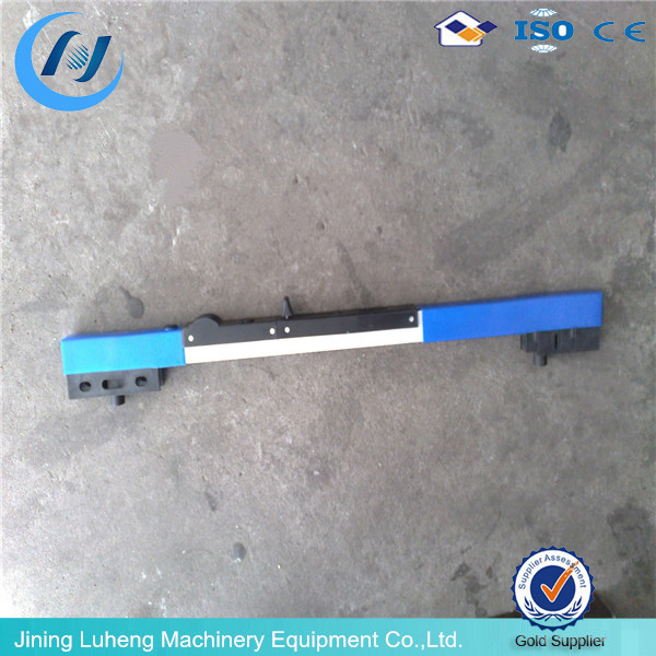 Railway aluminum alloy track gauge/narrow gauge track gauge/track gauge for coal
