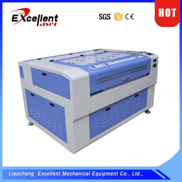 Table top laser cutting and engraving machine 1390