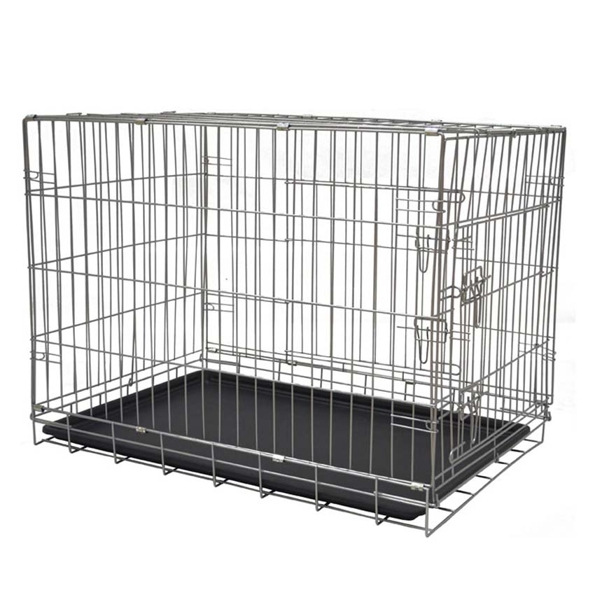 China large steel dog cage metal mesh wire steel dog house