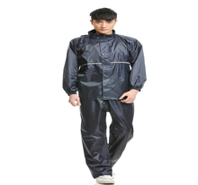 Customized adult fashion vinyl raincoat with hood